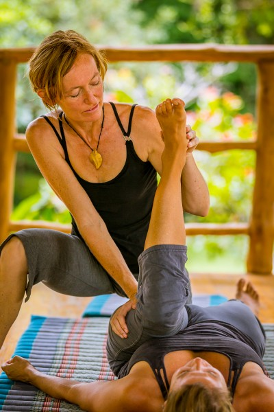 About Thai Yoga Massage